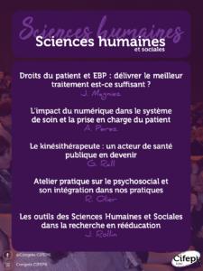 Sciences humaines et sociales 2